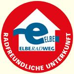 Elberadweg - radfreundliche Unterkunft