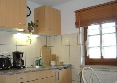 Apartment im Bauernhaus - Küche