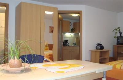 Apartment im Bauernhaus - Wohnraum
