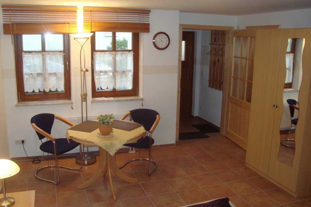 Apartement Tolkewitz Sitzecke